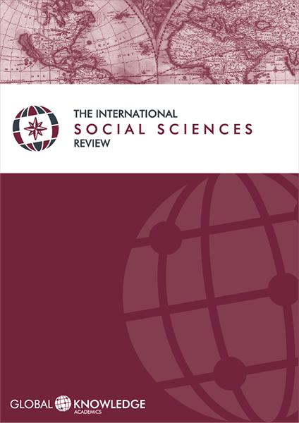 Cubierta de la The International Social Sciences Review