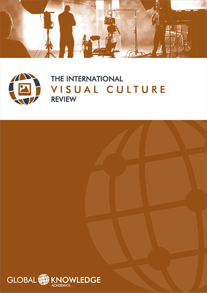 Cubierta de la The International Visual Culture Review